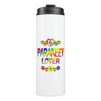 Parakeet Lover Thermal Tumbler