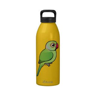 Parakeet Rosa-anillado Botella De Agua