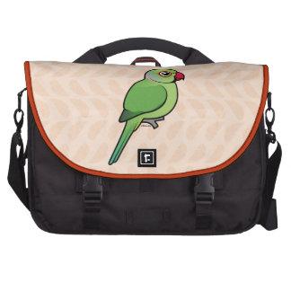 Parakeet Rosa-anillado Bolsas De Ordenador