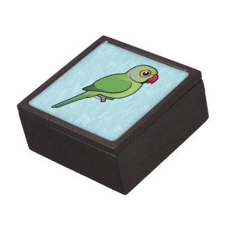 Parakeet Rosa-anillado Caja De Regalo De Calidad