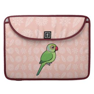 Parakeet Rosa-anillado Fundas Para Macbook Pro