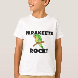 Parakeets Rock T-Shirt