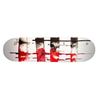 "'Paralax' 8 1/2"" Skateboard Deck"