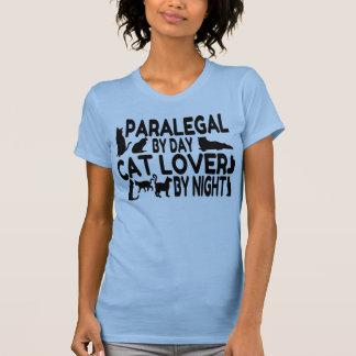 Paralegal Cat Lover T-Shirt