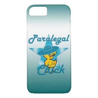 Paralegal Chick #7 iPhone 8/7 Case