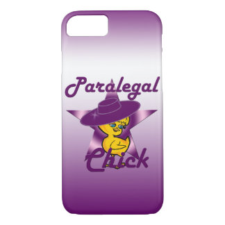 Paralegal Chick #9 iPhone 8/7 Case