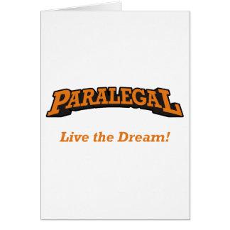 Paralegal / Dream Card