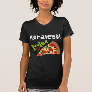 Paralegal (Funny) Pizza T-Shirt