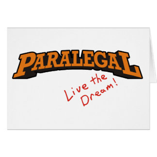 Paralegal / Live Card