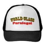 Paralegal Trucker Hat