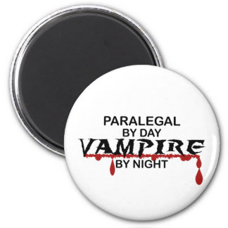 Paralegal Vampire by Night Magnet