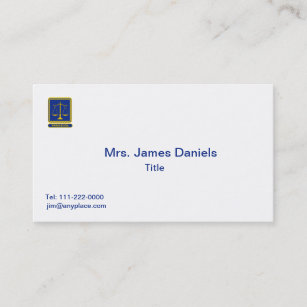 Paralegal business cards zazzle paralegal business card reheart Image collections