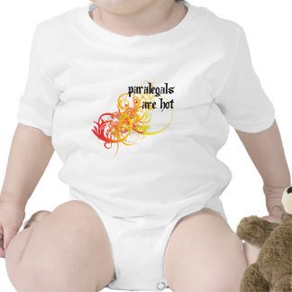 Paralegals Are Hot T Shirts