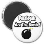 Paralegals Are The Bomb! Fridge Magnet