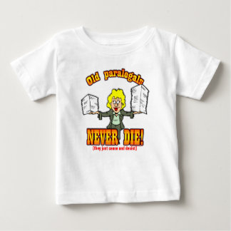 Paralegals Baby T-Shirt