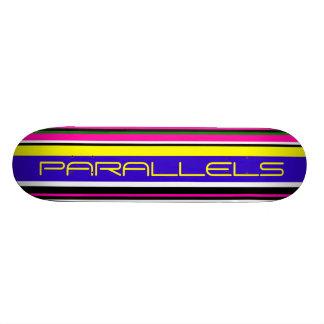 Paralelos - Sun Patin Personalizado