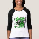 Parálisis cerebral de la curación 2 del amor de la camiseta