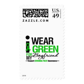 Parálisis cerebral llevo al novio verde de la sellos
