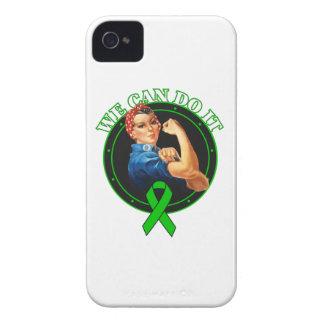 Parálisis cerebral - Rosie el remachador - podemos iPhone 4 Case-Mate Cárcasa