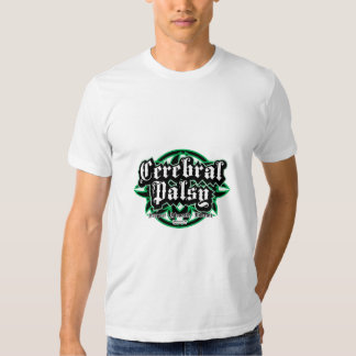 Parálisis cerebral tribal remeras
