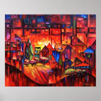 Parallax - Canvas Print