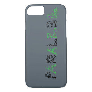 parallel apparel iPhone case