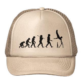 Parallel Bars Gymnastics Evolution Mesh Hat