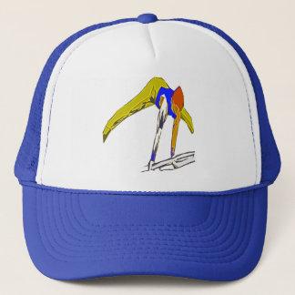 PARALLEL BARS TRUCKER HAT