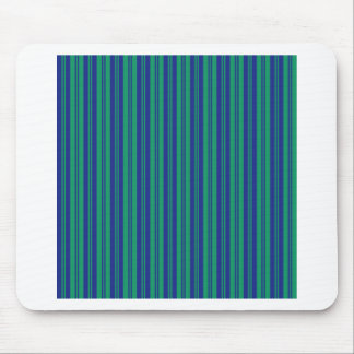 parallel lines abstract pattern green blue stripes mouse pad