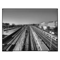 Parallel Lines Art Photo