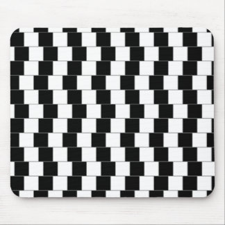 Parallel Lines Mouse Pad