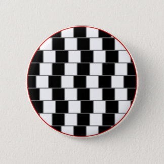 Parallel Lines Pinback Button