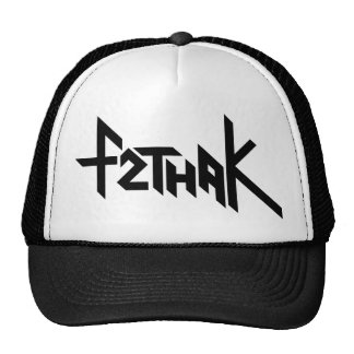 Parallel Logo (Black) Trucker Hat