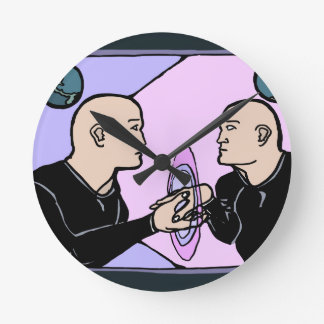 Parallel Self Round Clock