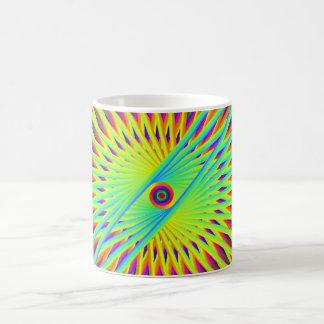 'Parallel Spiral' Coffee Mug