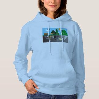 Parallel universe hoodie