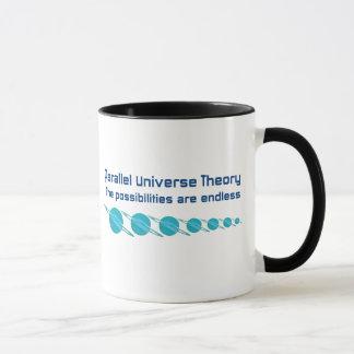 Parallel Universe Theory Mug