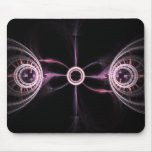 Parallel Universes Abstract Fractal Art Mouse Pad