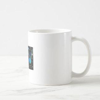 Parallel worlds coffee mug