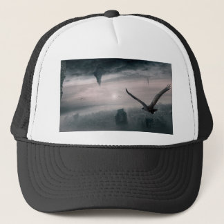 Parallel Worlds Collide Trucker Hat