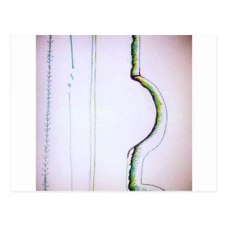 Parallelism  A Process Dance of Line Postcard