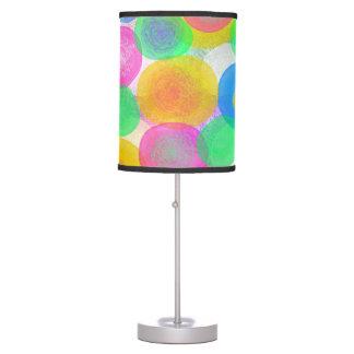 Paramecium Dots Lamp