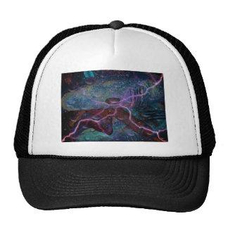 Paramecium electrolosis trucker hat