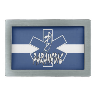Paramedic Action Belt Buckle