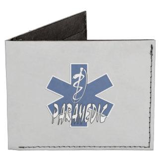 Paramedic Action Billfold Wallet