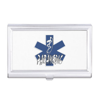 Paramedic Action Business Card Holders