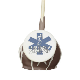 Paramedic Action Cake Pops
