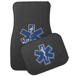 Paramedic Action Car Mat