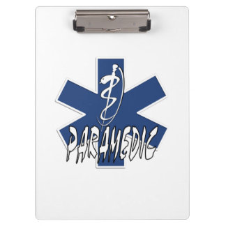 Paramedic Action Clipboard