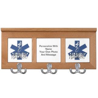 Paramedic Action Coat Rack